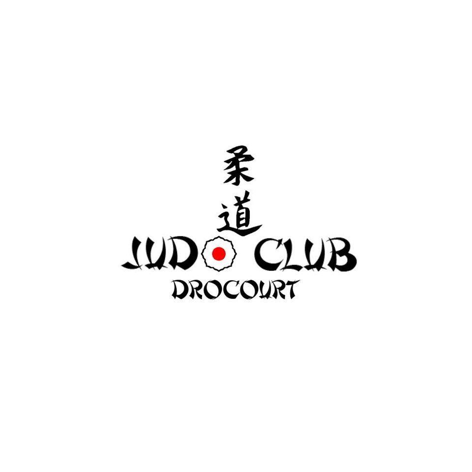 Logo JUDO CLUB DROCOURT