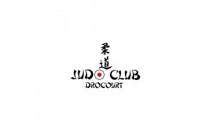 Logo du JUDO CLUB DROCOURT