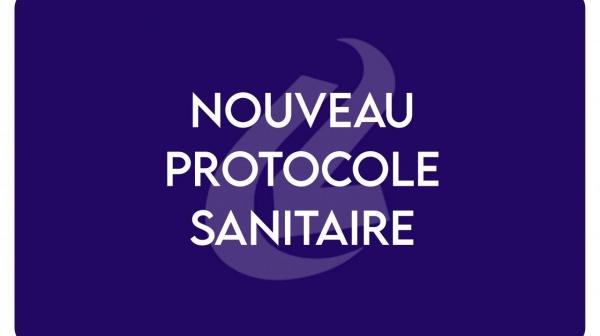 Protocole sanitaire à partir du 30 juin 2021